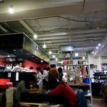 文房具カフェ - 店内
