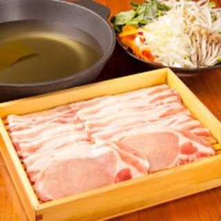 【昼飲み限定価格】昼宴会にしゃぶしゃぶ食べ放題1580円~!