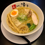 和 dining 清乃 - 【3回目】鶏そば塩