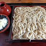 蕎麦六 - セイロそば ¥750