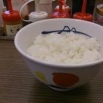 松屋 - ご飯