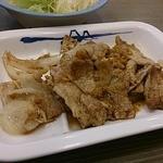 松屋 - 生姜焼き