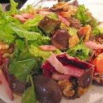 煮こみや なりた - 砂肝のサラダ