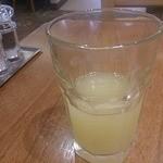 シズラー - グレープフルーツジュース