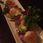 Dining Bar & Cafe  haco - 生春巻き