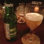 seasonal bar Nanairo - りんごビール