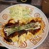 ぽんぽこりん - 料理写真:肉厚のとんぺい焼き