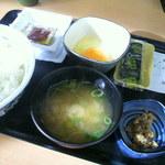 25353587 - 納豆定食