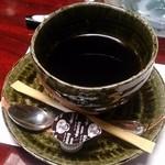 松花 - コーヒー