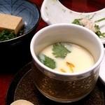松花 - 茶碗蒸し