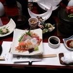 松花 - 2014年3月の料理