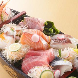 とにかく魚を楽しむ人は跳魚の刺身を食べるべし!