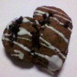 ドンク・ミニワン - ハートのチョコスコーン