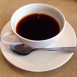 ガーデンレストラン 樹音 - ランチコーヒー