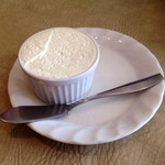 ガーデンレストラン 樹音 - バターとマーガリンのホイップ