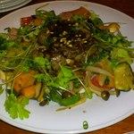 ガミーラ - 牛ステーキのサラダ添え