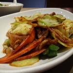 唐庄酒家  - 回鍋肉