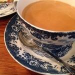 西洋茶館 - ロイヤルミルクティー