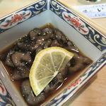 味のいさ美 - 料理写真:ナマコ酢