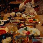 2537490 - ヨロン島ビレッジ宿泊時の夕食です!!