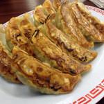 ラーメン魁力屋 - 餃子~!