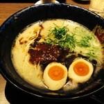 25371541 - 博多バリこく丸玉麺