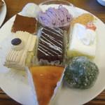 ウエスタン - 料理写真:デザート類