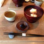 茶房 - お汁粉