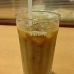 ドトールコーヒーショップ - アイスカフェラテ:230円