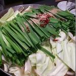 牛タン 圭助 - もつ鍋