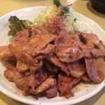 MOBU - 豚の生姜焼き!