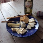 25375820 - チーズとワイン