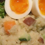 麹や つづみ亭 - ポテトサラダ