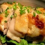 麹や つづみ亭 - 鶏桃肉塩麹焼き