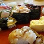 寿司海鮮 たはら - 魚屋直営のたはらさんならではの、 旬の美味しいお魚がたっぷり♥