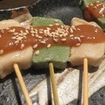 麹や つづみ亭 - 京生麩田楽味噌