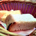25378941 - ローズマリーのパン、カボチャのパン