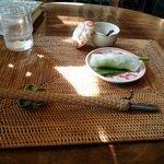 福 - テーブル