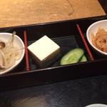 和食Dining うお座 - 小鉢など
