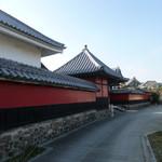 25380674 - 合元寺の赤壁