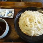 越生庵 甚五郎 - 料理写真:盛り饂飩