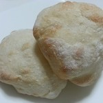 アライコーヒー - 田舎パン・・・はリュスティックかな?50円