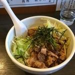 あまみ屋 - 油そば・細麺・1.5玉