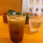 ジョイマハール - 2009.7.3 撮影 アイスコーヒー