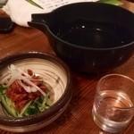 遊魚 和田丸 - チャンジャと日本酒もよいでしょう!