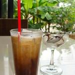 ラハイナ - 2009.6.30 撮影 アイスコーヒー