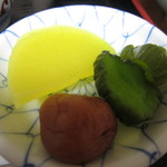 松林渡船 - 朝食
