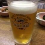 いずみ野 - 生ビール♪