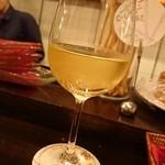 ピッコロジャルディーノ - グラスワイン(白)