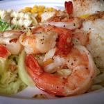 Timmy's Cafe - Hawaiian Style Garlic Shrimp.